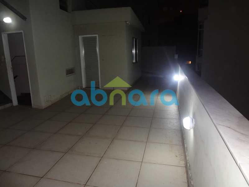16 - Dois quartos amplos com sala em dois ambientes em rua tradicional do Flamengo. - CPAP20465 - 19