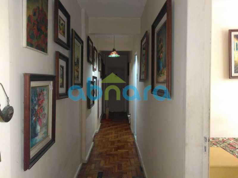 10 - Apartamento 3 quartos à venda Leblon, Rio de Janeiro - R$ 1.400.000 - CPAP30747 - 10