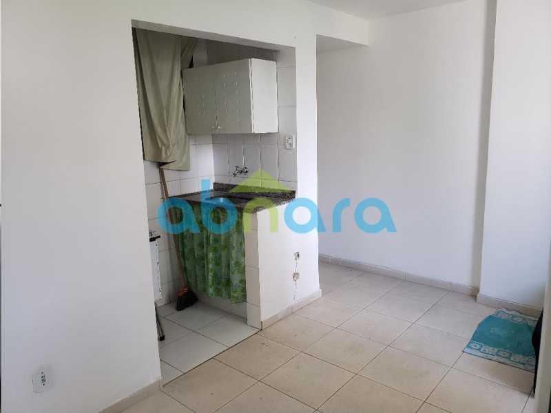 Foto 04 - Quarto e sala ao lado do metrô em Copacabana!! - CPAP10276 - 5