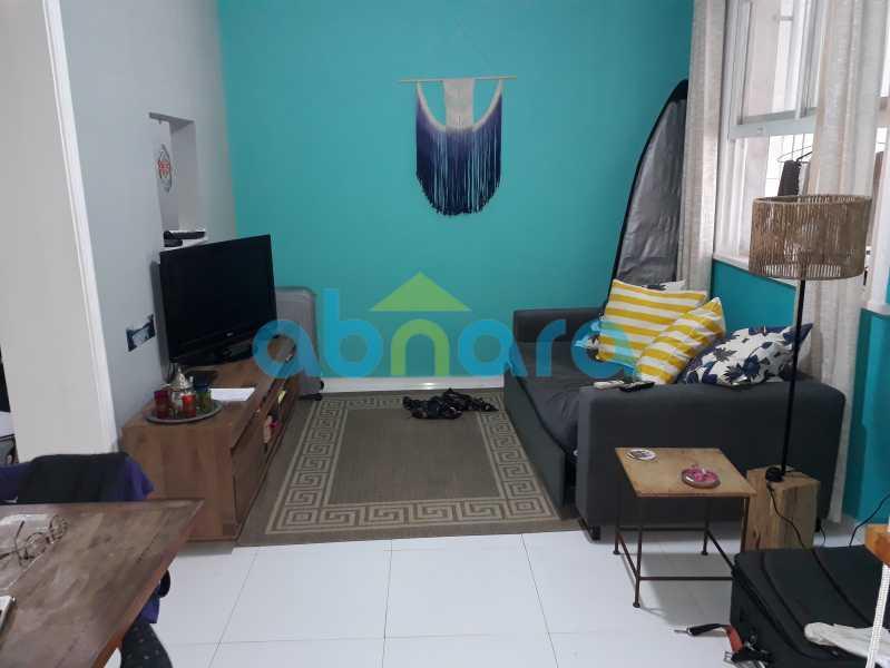 1 - Quarto e Sala com Dependencia em Ipanema 48m2 - Com Vaga - CPAP10278 - 3