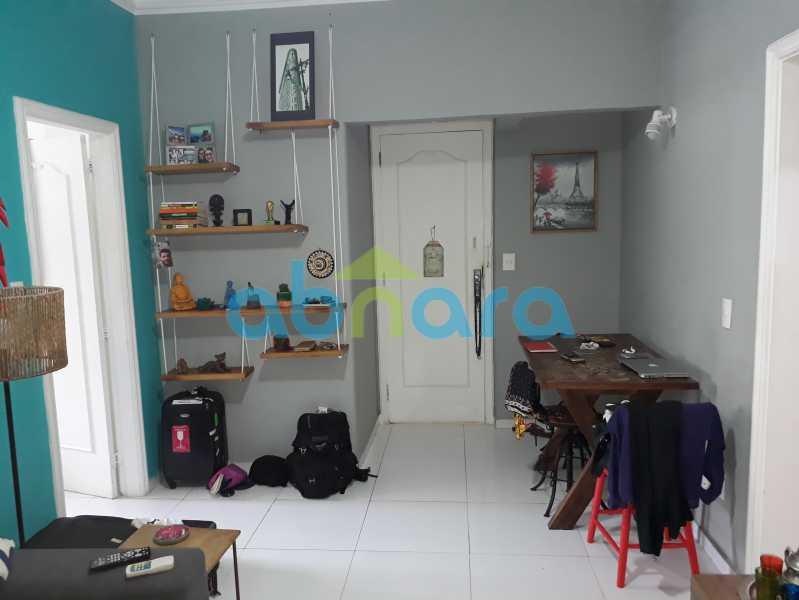 3 - Quarto e Sala com Dependencia em Ipanema 48m2 - Com Vaga - CPAP10278 - 5