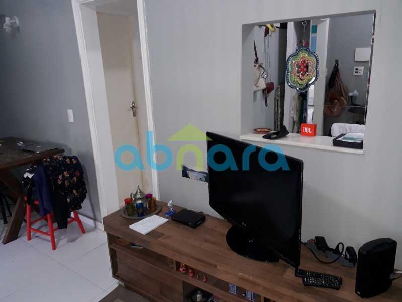 4 - Quarto e Sala com Dependencia em Ipanema 48m2 - Com Vaga - CPAP10278 - 6