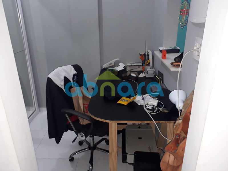 9 - Quarto e Sala com Dependencia em Ipanema 48m2 - Com Vaga - CPAP10278 - 11