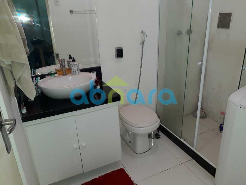 11 - Quarto e Sala com Dependencia em Ipanema 48m2 - Com Vaga - CPAP10278 - 13