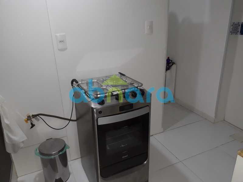 20190314_092140 1 - Quarto e Sala com Dependencia em Ipanema 48m2 - Com Vaga - CPAP10278 - 20