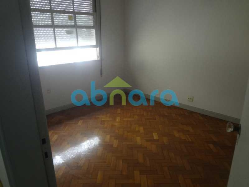 9 - Excelente 4 quartos, com dependências e vaga de garagem. Vista cinematográfica para a enseada de Botafogo. - CPAP40295 - 6