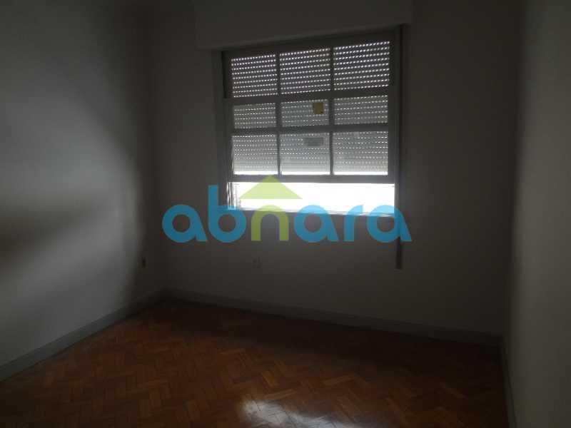 10 - Excelente 4 quartos, com dependências e vaga de garagem. Vista cinematográfica para a enseada de Botafogo. - CPAP40295 - 7