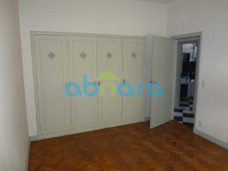 11 - Excelente 4 quartos, com dependências e vaga de garagem. Vista cinematográfica para a enseada de Botafogo. - CPAP40295 - 8