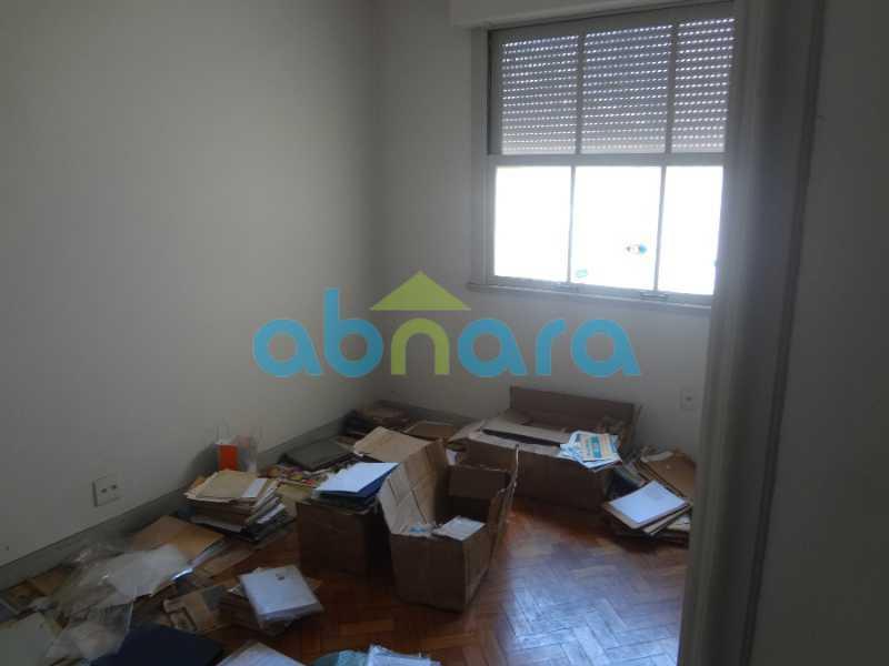 12 - Excelente 4 quartos, com dependências e vaga de garagem. Vista cinematográfica para a enseada de Botafogo. - CPAP40295 - 9