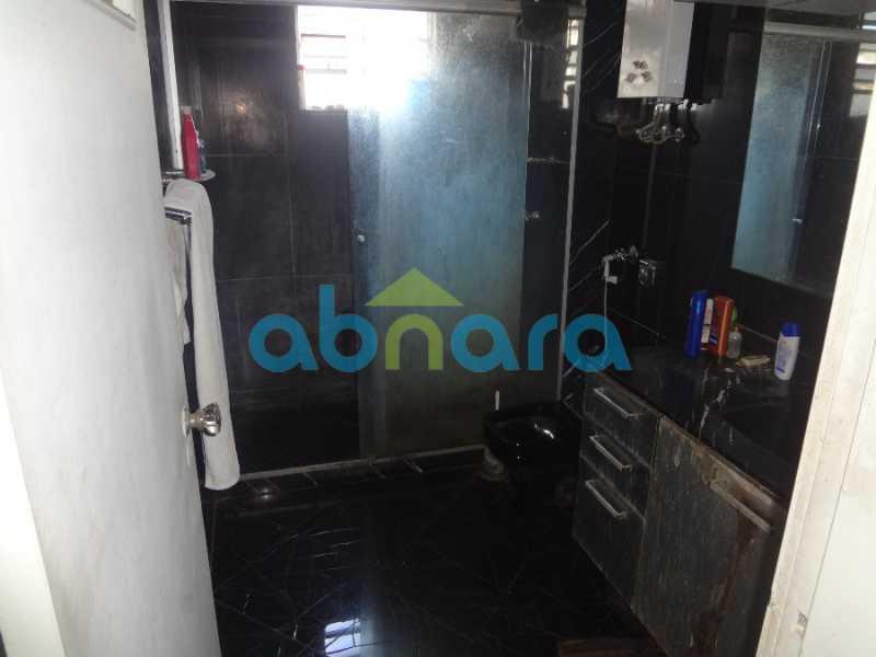 17 - Excelente 4 quartos, com dependências e vaga de garagem. Vista cinematográfica para a enseada de Botafogo. - CPAP40295 - 12