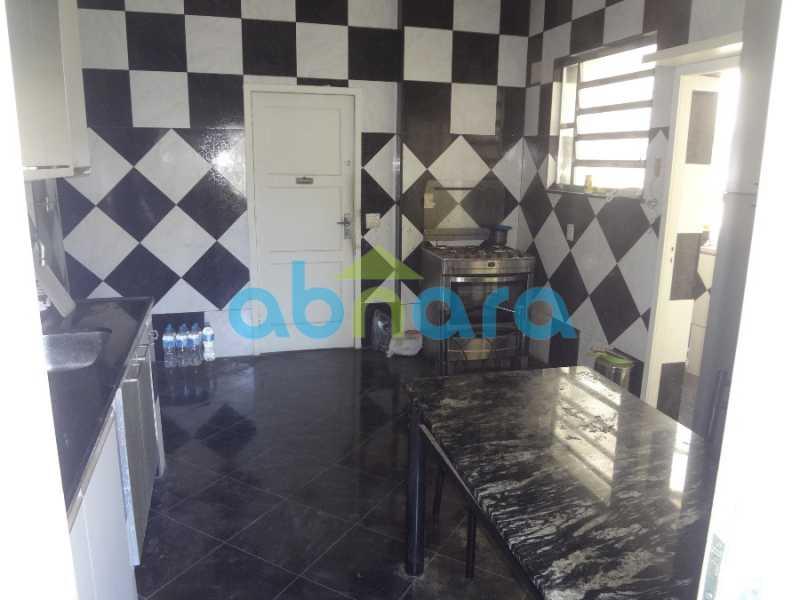 22 - Excelente 4 quartos, com dependências e vaga de garagem. Vista cinematográfica para a enseada de Botafogo. - CPAP40295 - 15