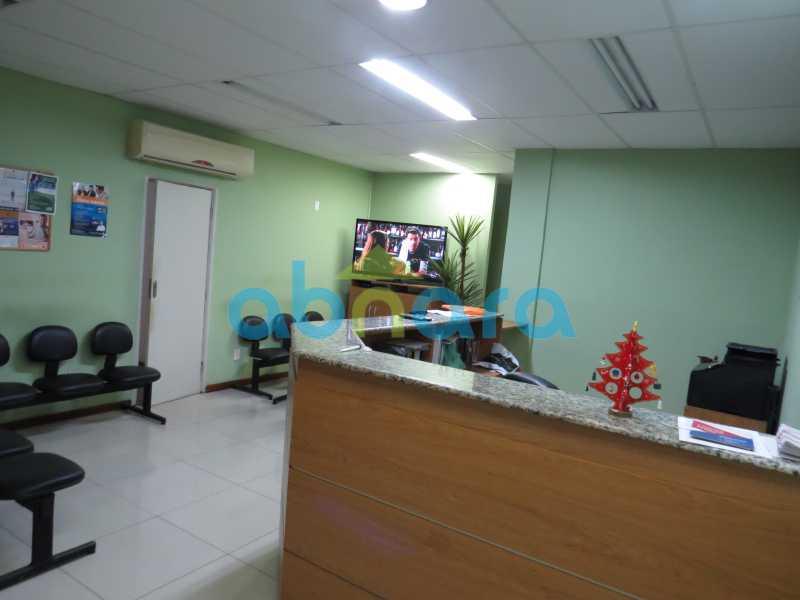1 - Sala comercial com 160 m2 a venda no centro por R$ 500,000 - CPSL00050 - 1