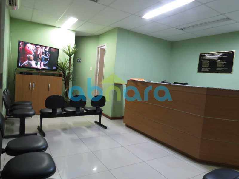 2 - Sala comercial com 160 m2 a venda no centro por R$ 500,000 - CPSL00050 - 1