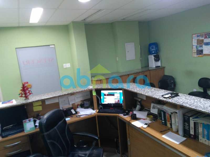 3 - Sala comercial com 160 m2 a venda no centro por R$ 500,000 - CPSL00050 - 4