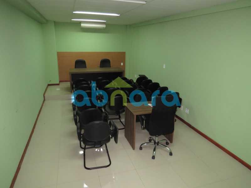 4 - Sala comercial com 160 m2 a venda no centro por R$ 500,000 - CPSL00050 - 5