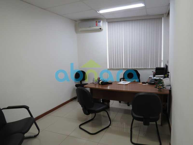 8 - Sala comercial com 160 m2 a venda no centro por R$ 500,000 - CPSL00050 - 9