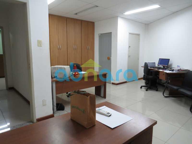10 - Sala comercial com 160 m2 a venda no centro por R$ 500,000 - CPSL00050 - 11