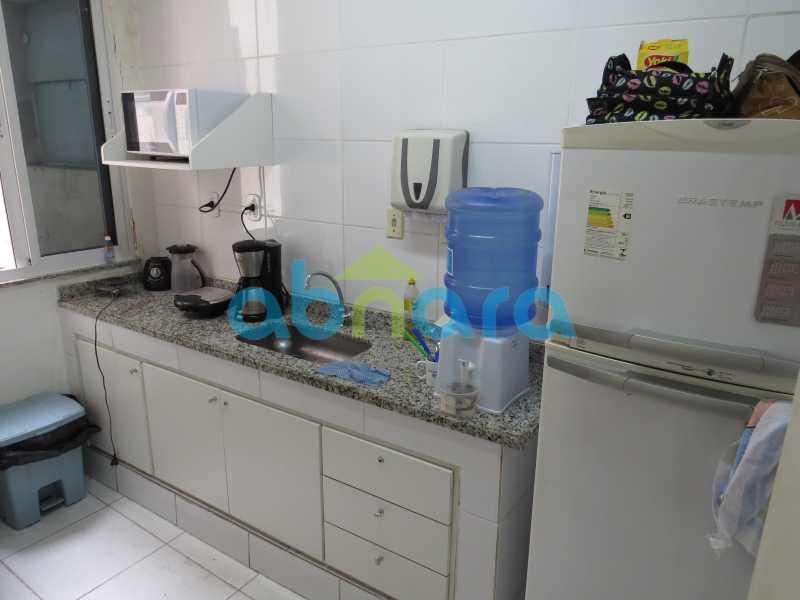 16 - Sala comercial com 160 m2 a venda no centro por R$ 500,000 - CPSL00050 - 17