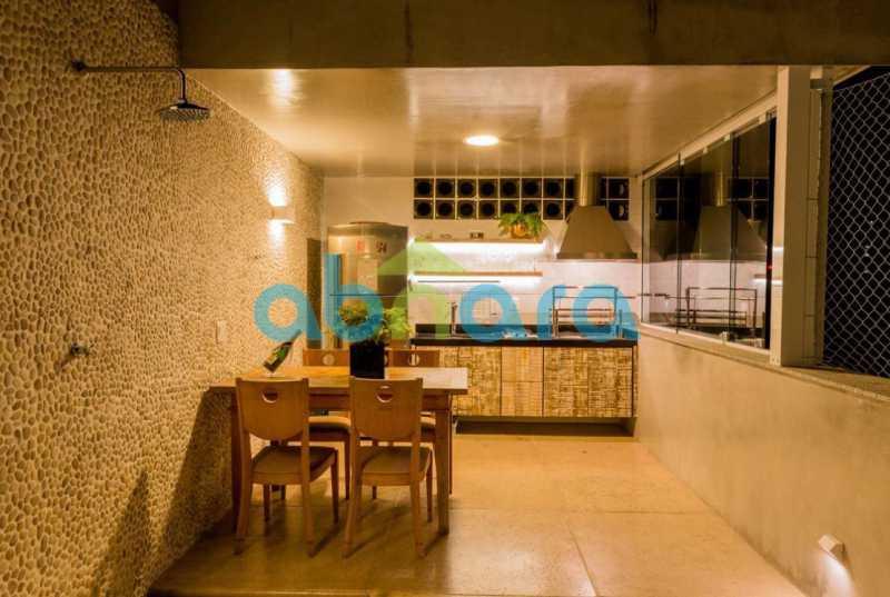 1. - Cobertura - Copacabana - 4 Quartos (1 suite) - 1 Vaga - 250m2 - CPCO40060 - 1