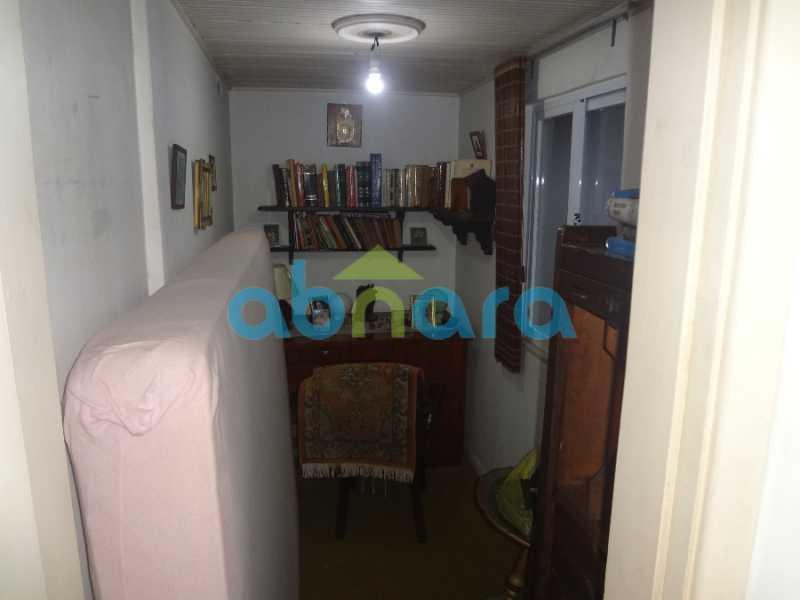 23 - Casa duplex , condomínio fechado em Copacabana. 150 m2, 3 quartos, 2 banheiros, cozinha, área de serviço com banheiro, varanda. 1 Vaga - CPCN30004 - 13