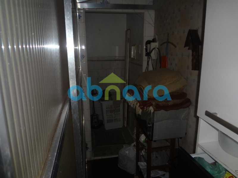 41 - Casa duplex , condomínio fechado em Copacabana. 150 m2, 3 quartos, 2 banheiros, cozinha, área de serviço com banheiro, varanda. 1 Vaga - CPCN30004 - 23