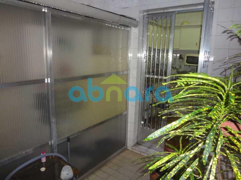 43 - Casa duplex , condomínio fechado em Copacabana. 150 m2, 3 quartos, 2 banheiros, cozinha, área de serviço com banheiro, varanda. 1 Vaga - CPCN30004 - 25