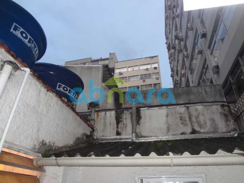 55 - Casa duplex , condomínio fechado em Copacabana. 150 m2, 3 quartos, 2 banheiros, cozinha, área de serviço com banheiro, varanda. 1 Vaga - CPCN30004 - 31