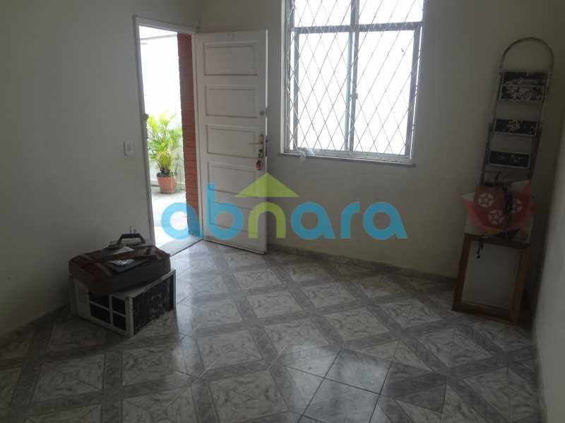 DSC07380 - Casa de Vila, 67 m2, 2 quartos, área externa, ideal pra botar churrasqueira. Sem comunidade perto. - CPCV20004 - 1