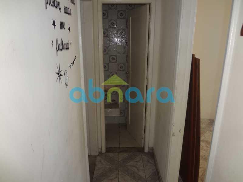 DSC07386 - Casa de Vila, 67 m2, 2 quartos, área externa, ideal pra botar churrasqueira. Sem comunidade perto. - CPCV20004 - 7