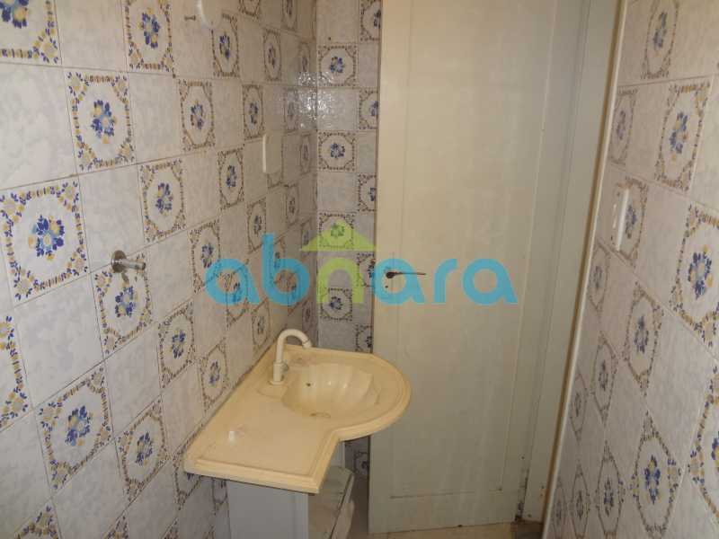 DSC07388 - Casa de Vila, 67 m2, 2 quartos, área externa, ideal pra botar churrasqueira. Sem comunidade perto. - CPCV20004 - 12