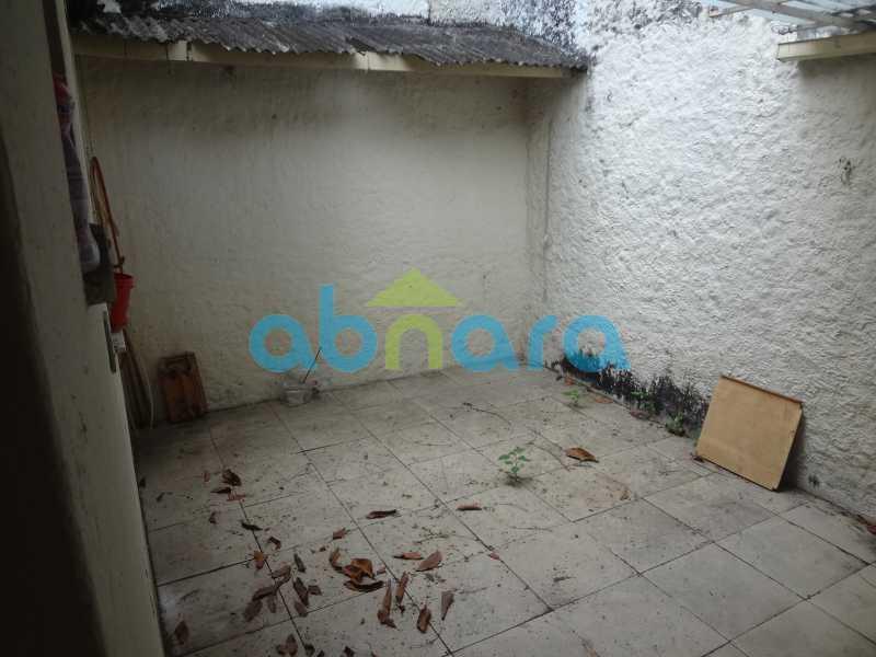 DSC07391 - Casa de Vila, 67 m2, 2 quartos, área externa, ideal pra botar churrasqueira. Sem comunidade perto. - CPCV20004 - 15