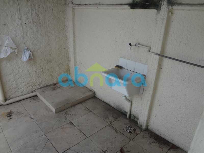 DSC07392 - Casa de Vila, 67 m2, 2 quartos, área externa, ideal pra botar churrasqueira. Sem comunidade perto. - CPCV20004 - 16