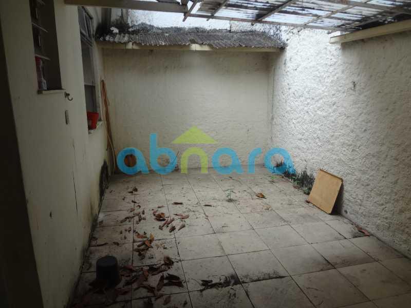 DSC07393 - Casa de Vila, 67 m2, 2 quartos, área externa, ideal pra botar churrasqueira. Sem comunidade perto. - CPCV20004 - 17