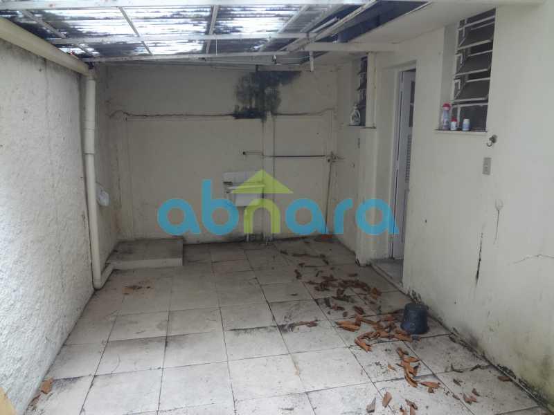DSC07394 - Casa de Vila, 67 m2, 2 quartos, área externa, ideal pra botar churrasqueira. Sem comunidade perto. - CPCV20004 - 18
