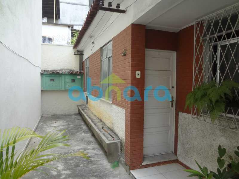 DSC07396 - Casa de Vila, 67 m2, 2 quartos, área externa, ideal pra botar churrasqueira. Sem comunidade perto. - CPCV20004 - 20