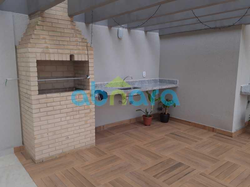 20191227_083835 - 3 Quartos (1Suíte) 1 Vaga . 92m2 - Prédio Novo. Com churrasqueira - CPAP30758 - 20