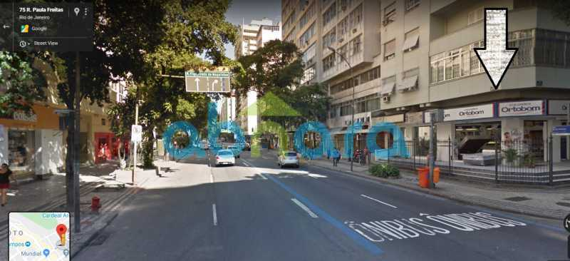 fachada 322a.2 - Loja Copacabana, Rio de Janeiro, RJ À Venda, 31m² - CPLJ00017 - 3