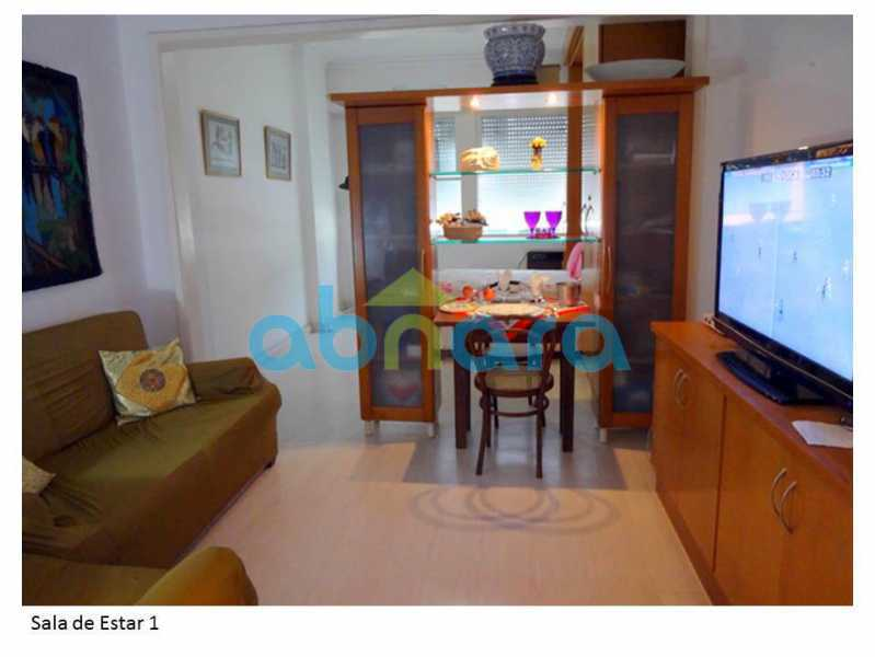 WhatsApp Image 2019-12-19 at 1 - Conjugadão, com 34 m2, em ótimo estado. Ambientes bem divididos. Área nobre de Copacabana. - CPKI00013 - 1