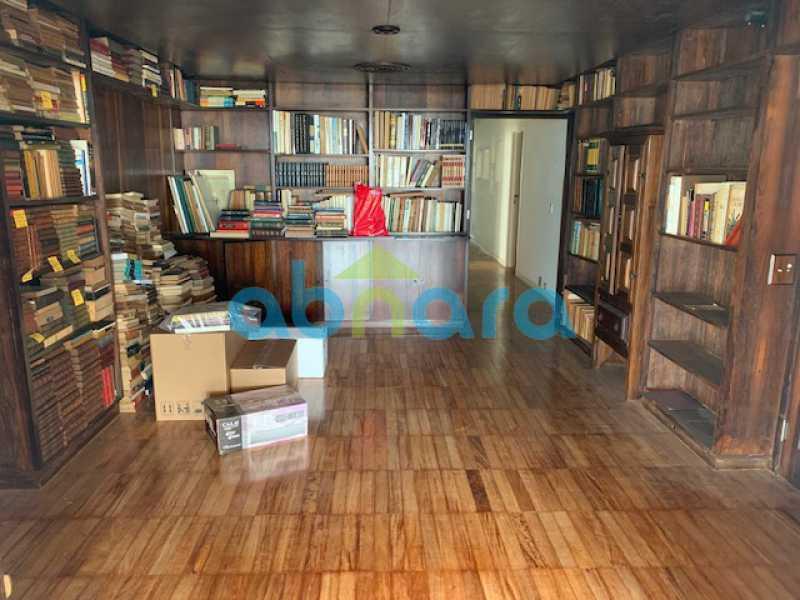 7 - Apartamento de Alto Luxo na Av. Atlântica - CPAP40304 - 8
