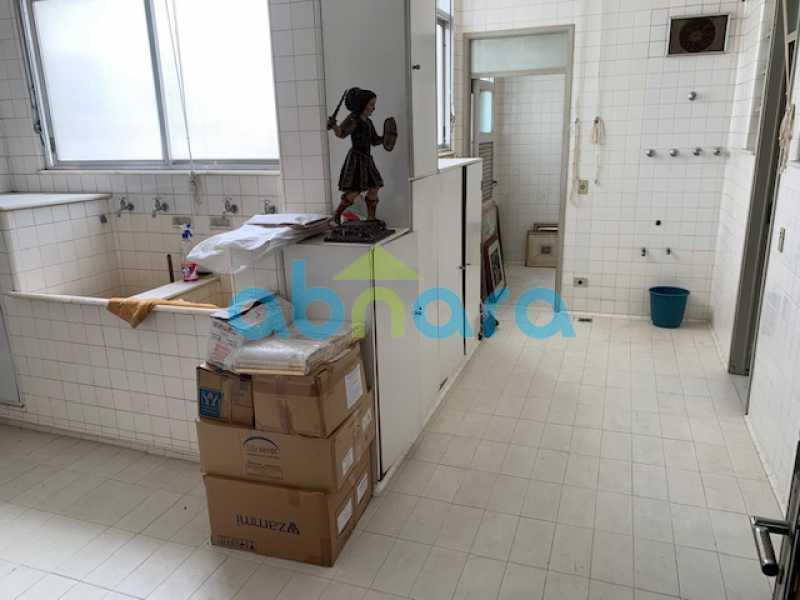 22 - Apartamento de Alto Luxo na Av. Atlântica - CPAP40304 - 23