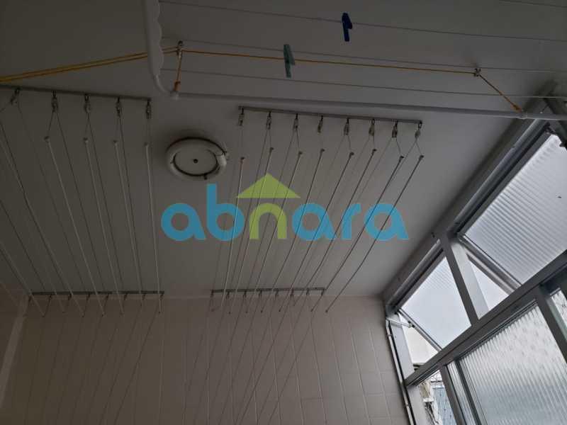 WhatsApp Image 2020-01-23 at 1 - Laranjeiras, 3 quartos com dependências e vaga alugada no prédio. - CPAP30767 - 25