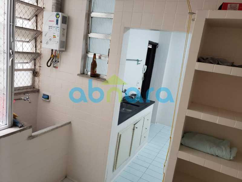 WhatsApp Image 2020-01-23 at 1 - Laranjeiras, 3 quartos com dependências e vaga alugada no prédio. - CPAP30767 - 18
