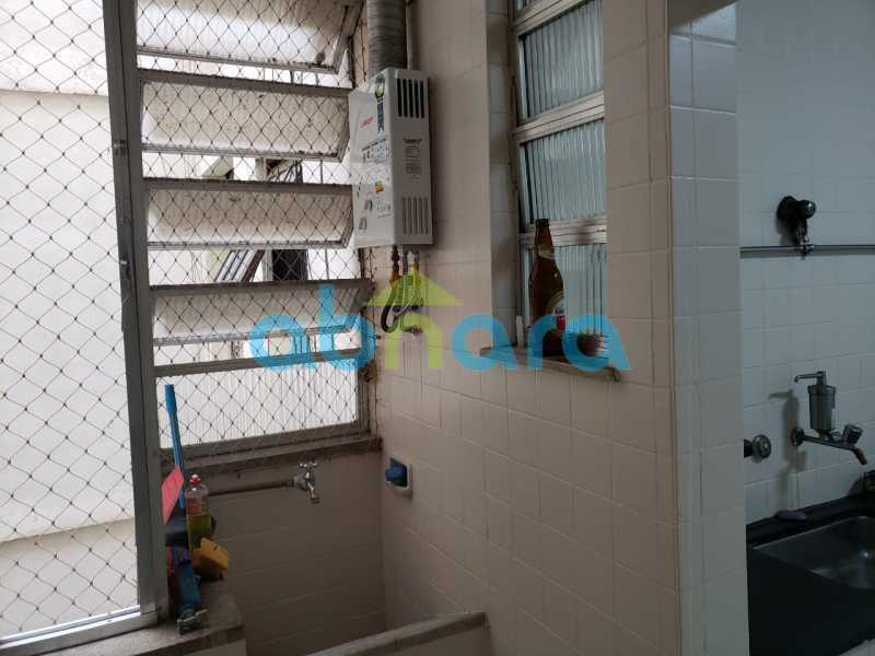 WhatsApp Image 2020-01-23 at 1 - Laranjeiras, 3 quartos com dependências e vaga alugada no prédio. - CPAP30767 - 23