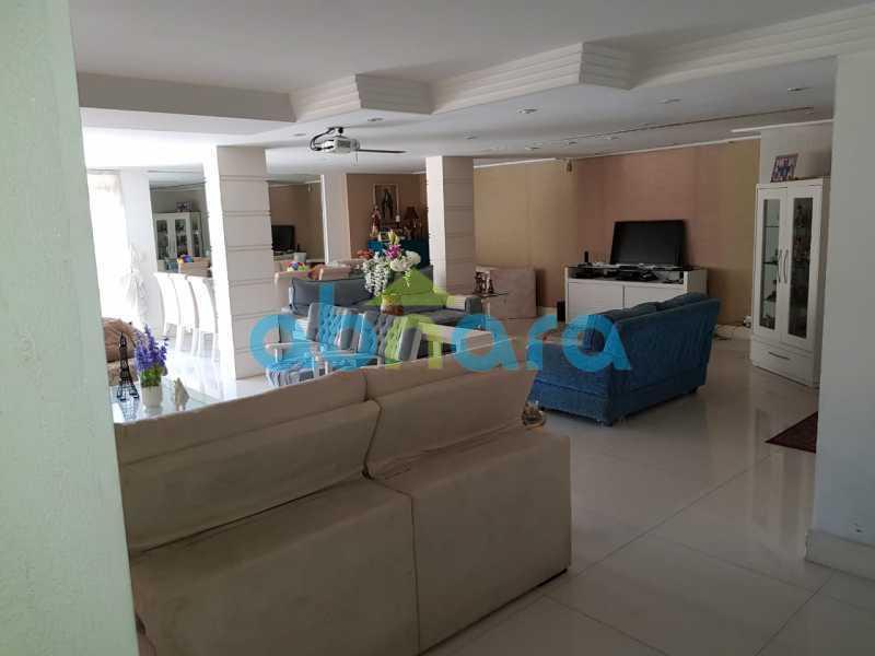 1 - Cobertura com 5 Quartos Barra da Tijuca, 568 m² por R$ 2.750.000 Jardim Oceânico. Rua Paulo Assis Ribeiro.ga - 568m2. - CPCO50016 - 1