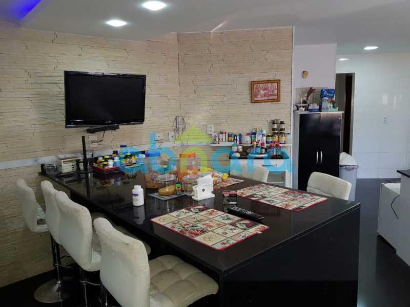 2 - Cobertura com 5 Quartos Barra da Tijuca, 568 m² por R$ 2.750.000 Jardim Oceânico. Rua Paulo Assis Ribeiro.ga - 568m2. - CPCO50016 - 3