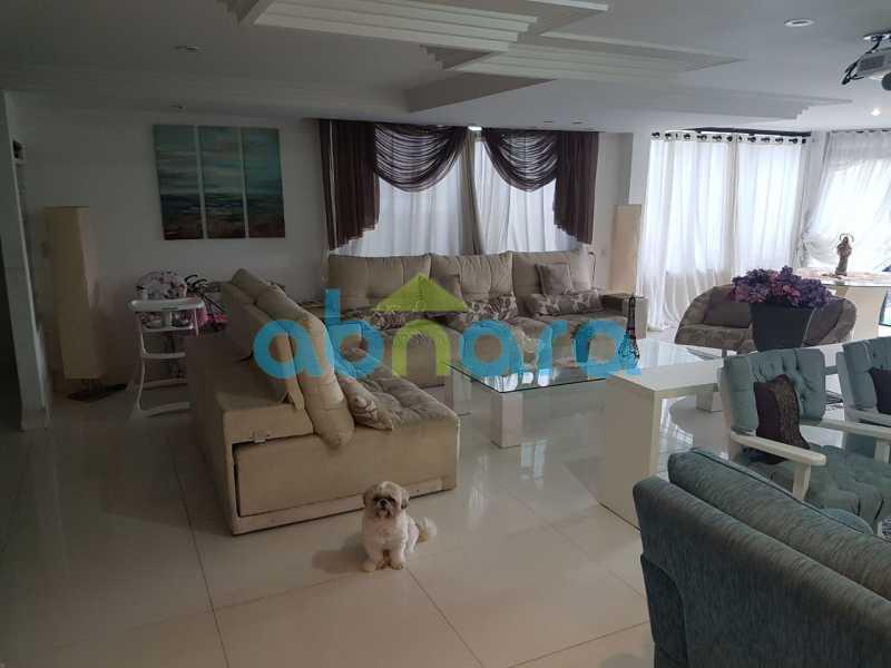 3 - Cobertura com 5 Quartos Barra da Tijuca, 568 m² por R$ 2.750.000 Jardim Oceânico. Rua Paulo Assis Ribeiro.ga - 568m2. - CPCO50016 - 4