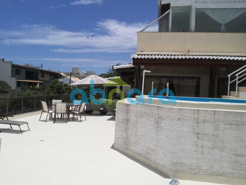 12 - Cobertura com 5 Quartos Barra da Tijuca, 568 m² por R$ 2.750.000 Jardim Oceânico. Rua Paulo Assis Ribeiro.ga - 568m2. - CPCO50016 - 13