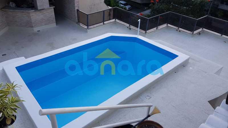 13 - Cobertura com 5 Quartos Barra da Tijuca, 568 m² por R$ 2.750.000 Jardim Oceânico. Rua Paulo Assis Ribeiro.ga - 568m2. - CPCO50016 - 14