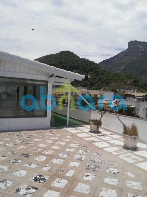 14 - Cobertura com 5 Quartos Barra da Tijuca, 568 m² por R$ 2.750.000 Jardim Oceânico. Rua Paulo Assis Ribeiro.ga - 568m2. - CPCO50016 - 15