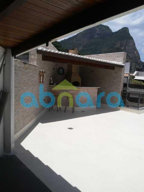 15 - Cobertura com 5 Quartos Barra da Tijuca, 568 m² por R$ 2.750.000 Jardim Oceânico. Rua Paulo Assis Ribeiro.ga - 568m2. - CPCO50016 - 16